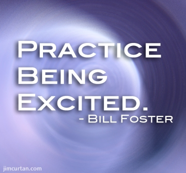 PracticeBeingExcited