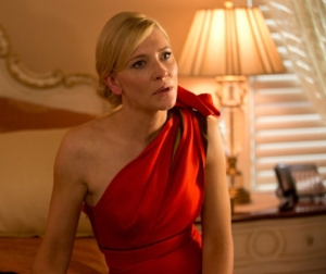 Cate Blanchett as Jasmine in Blue Jasmine (2013)